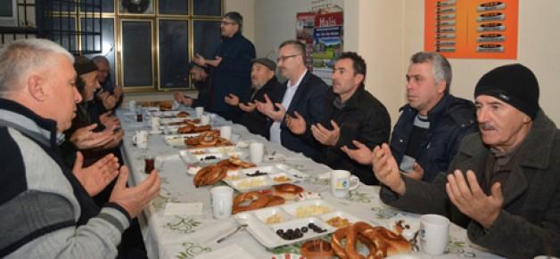 Çarık'ta 'Halil İbrahim Sofrası'