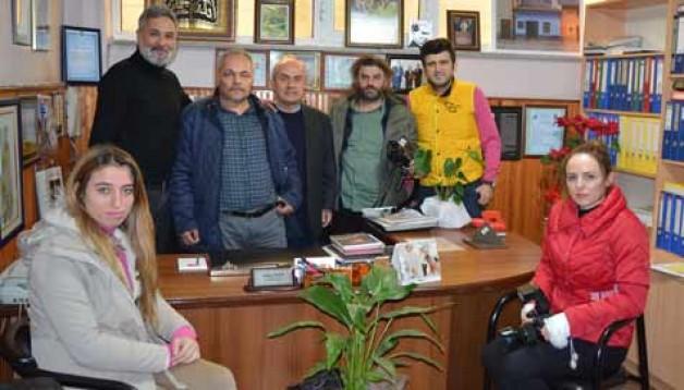 Çiftçi TV Karacabey Ovası'nda