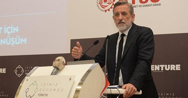 """""""İşimiz Türkiye, gücümüz Bursa"""""""