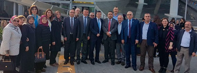 İYİ Parti Bursa'da ilk kurultay coşkusu
