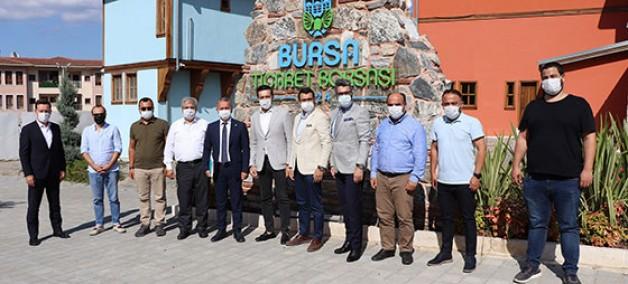 İstasyon Bursa genç girişimcilerin önünü açacak