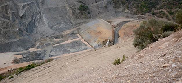 Şok! Gölecik Baraj inşaatı durduruldu!