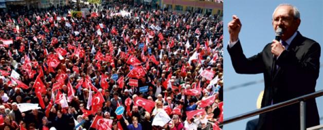 """""""16 Nisan Türkiye'nin kaderini belirleyecek"""""""