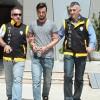 19 yıl ceza alan maganda mahkemenin 'kaçmaz' kanaatiyle tutuklanmadı
