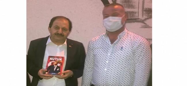 İYİ Parti'den Boşnaklara 'Nutuk'lu ziyaret