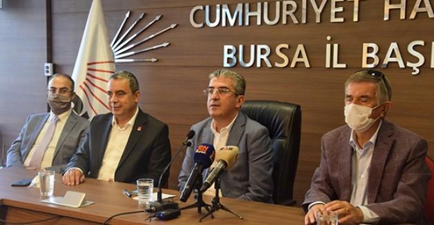 """CHP PM Üyesi Günaydın: """"3 Trakya kadar alan ekilmiyor"""""""