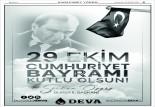 DEVA PARTİSİ KUTLAMA