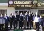 """""""Karacabey her anlamda yükselen bir değer"""""""