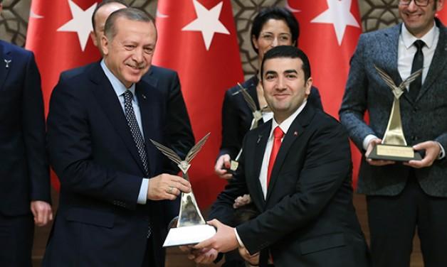 Bu gurur Uludağ Üniversitesi'nin