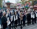 "Türkoğlu'ndan Aktaş'a ""Yazıyooor"" protestosu!"
