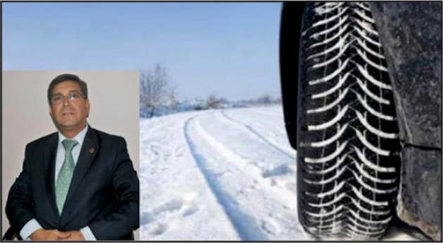 Zorunlu kış lastiğinde 1 Aralık uyarısı!