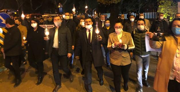 İYİ Parti'den gaz lambalı 'elektrik' isyanı!