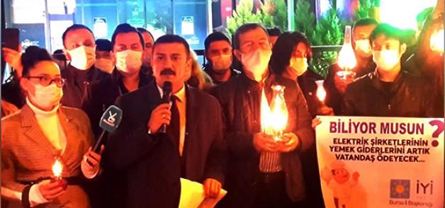 İYİ Parti'nin eylemi EPDK'ya geri adım attırdı!