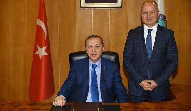 AK Parti'nin yeni İl Başkanı Davut Gürkan