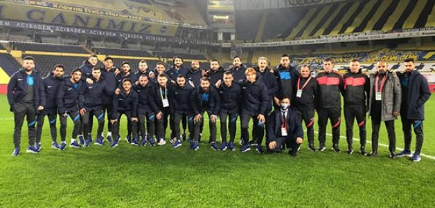 Fenerbahçe'yi elimizden kaçırdık: 1-0