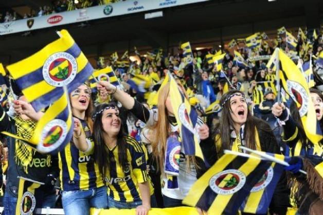 Genç Fenerbahçeliler'den anlamlı mesaj