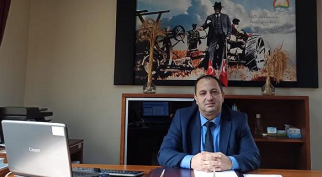 Karacabey'in yeni Tarım Müdürü göreve başladı