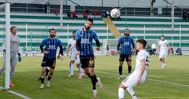 Karacabey Belediyespor'da ciddi düşüş: 2-0