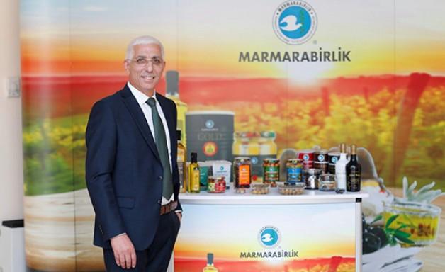 Marmarabirlik'ten 45 bin ton satış rekoru