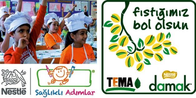 Nestlé Türkiye'ye iki ödül birden!