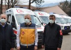 Sağlık Bakanlığı'ndan Bursa'ya 18 ambulans!