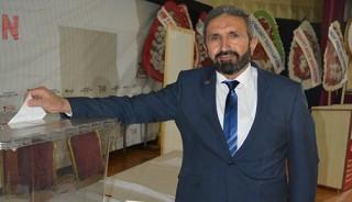Saadet Partisi İlçe Başkanı Koçak güven tazeledi