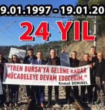 24 yıllık tren sevdası 'mutlu son' bekliyor!
