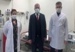 Bursa'da 230 aşı uygulama odası oluşturuldu