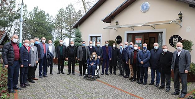 Bursa'da tecrübe birlik ruhuyla buluştu!