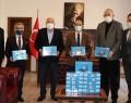 KTSO ve KTB'den öğrencilere 115 adet tablet