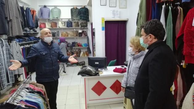 """""""Karacabey'de esnaf da vatandaş da mutsuz!"""""""