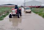 Yağmur yağdı, yollar yine göle döndü!