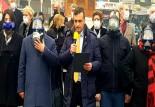 İYİ Parti'den 'Boğuluyoruz' protestosu!
