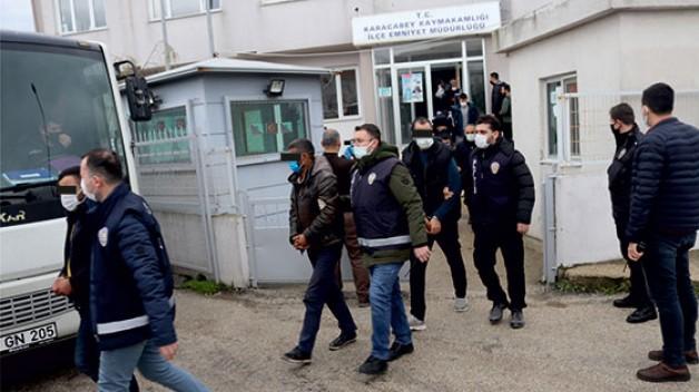 Şafak operasyonunda toplamda 50 tutuklama!