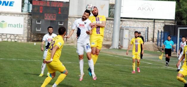 Karaca'da kötü gidiş devam ediyor: 0-2