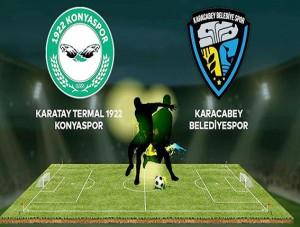 Karacabey, Konya'da galibiyet arıyor!