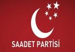 """""""Saadet Partisi bu ülkenin sigortasıdır"""""""