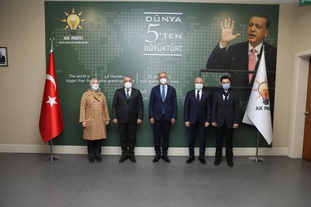 """""""Bursa'mız Ankara'da daha da güçlendi"""""""