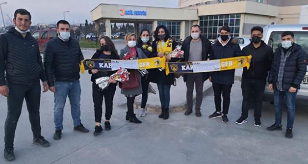 Genç Fenerbahçeliler'den anlamlı etkinlik