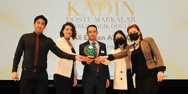 Limak Enerji'ye '8 Mart'ta anlamlı ödül
