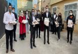 AK Gençler Ramazan sevincini paylaşıyor