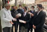 AK Gençler iftar sevincini paylaşıyor