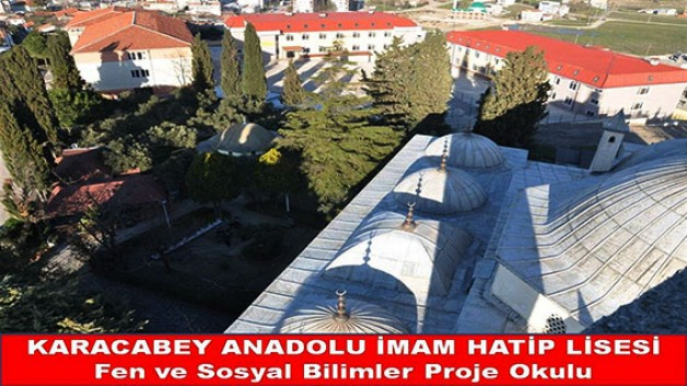 Anadolu İmam Hatip Lisesi 'proje' okulu oldu!