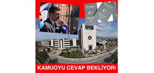 """""""Büyükşehir'in özrü kabahatinden büyük!"""""""