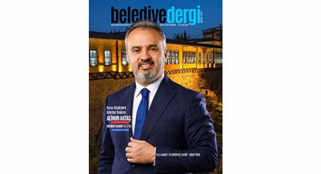 'Belediye Dergi' tarihe not düşüyor!