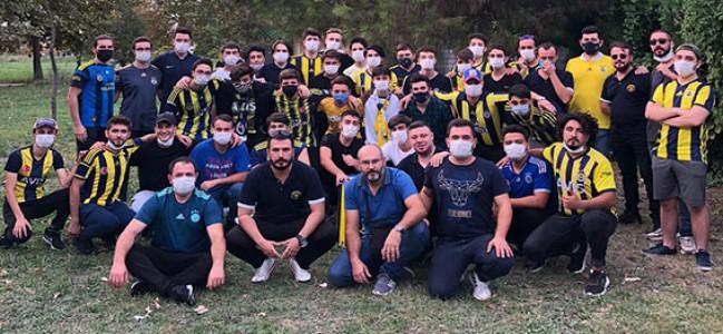 Genç Fenerbahçeliler'den 23 Nisan mesajı!