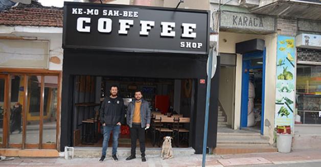 Kahve severlerin yeni adresi!