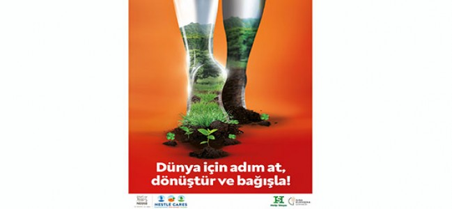 Nestlé'den dünya adına anlamlı çağrı!