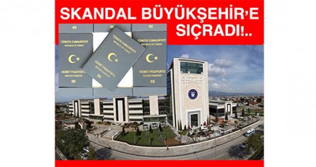 Türkoğlu'ndan 'gri pasaport' soruları!