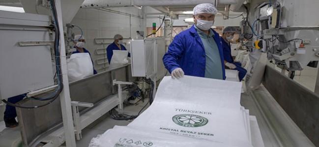 Türkşeker 30 milyon dolar şeker ihraç etti!